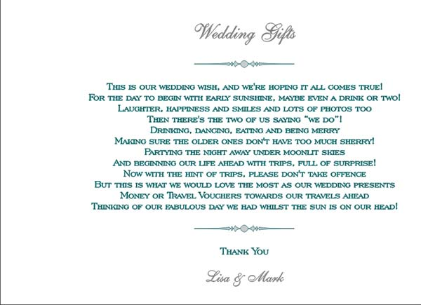 ... , your pages will be created to match your wedding invitation design